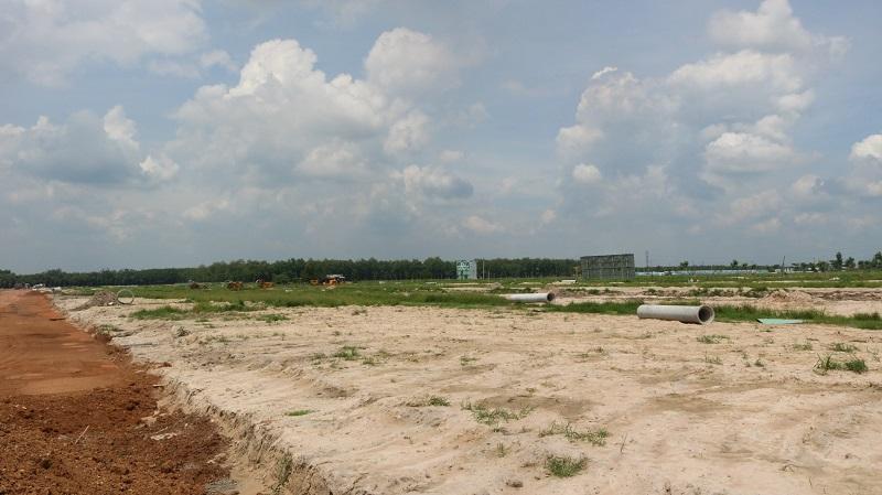 Quỹ đất trống tại Bàu Bàng còn khá nhiều