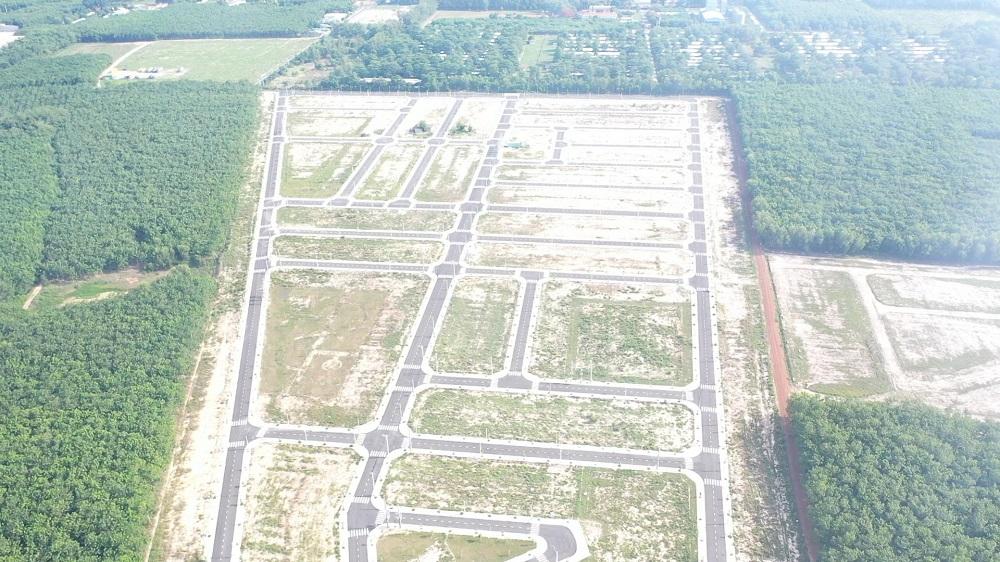 Các dự án đất nền Bàu Bàng phần lớn phát triển theo tiêu chí xanh – bền vững